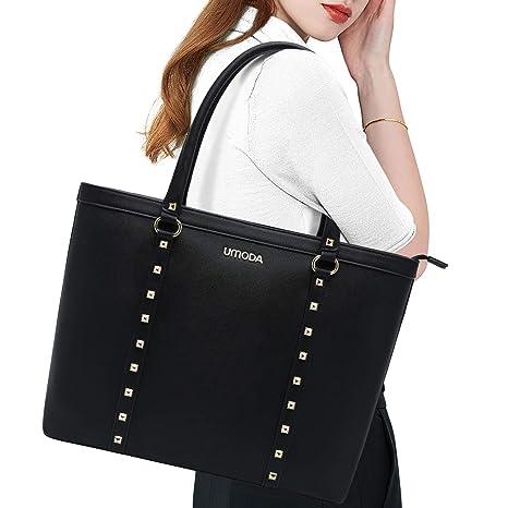 Amazon.com: Bolsa de ordenador para mujer, 13 – 15.6 ...