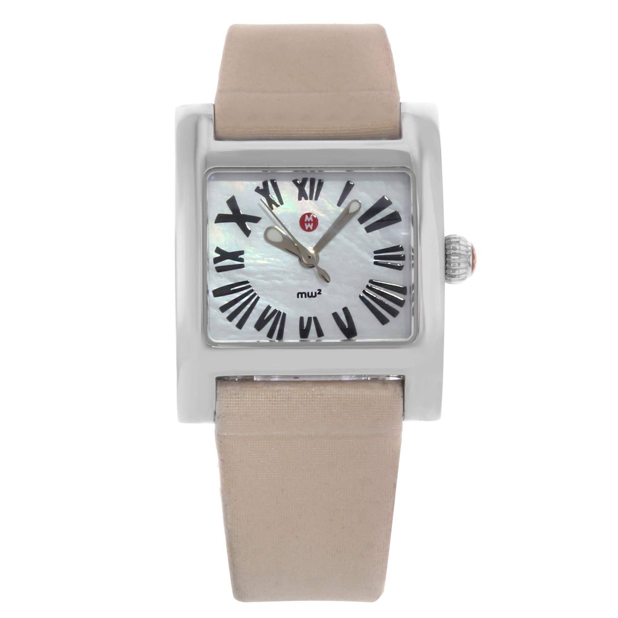 Michele MW2 Quartz Female Watch EX1072-54E (Certified Pre-Owned) by MICHELE