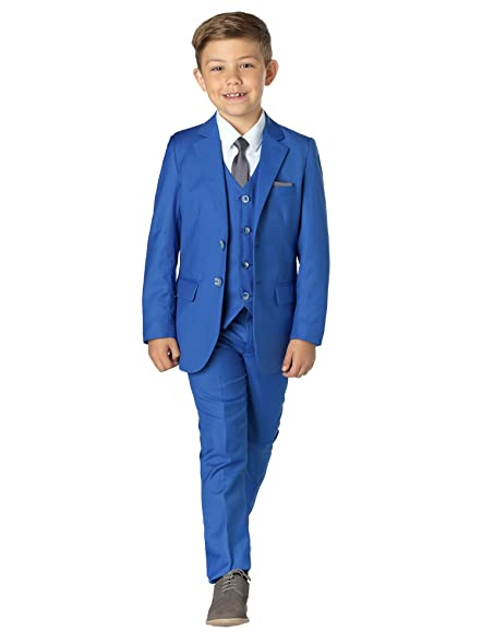 Paisley of London, Boys Blue Suit, Page Boy Suits, Prom Suits ...