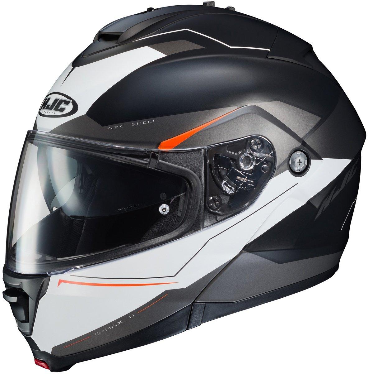 HJC IS-Max II Magma Helmet, Black, XXXXX-Large