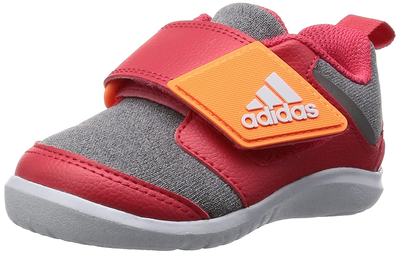 competitive price 74dd7 b59c0 adidas Fortaplay Ac I - mgreyhglooracorpnk Amazon.de Sport  Freizeit