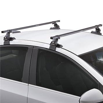 Amazon.com : SportRack SR1001 Complete Roof Rack System, Black : Automotive  Bike Racks : Automotive