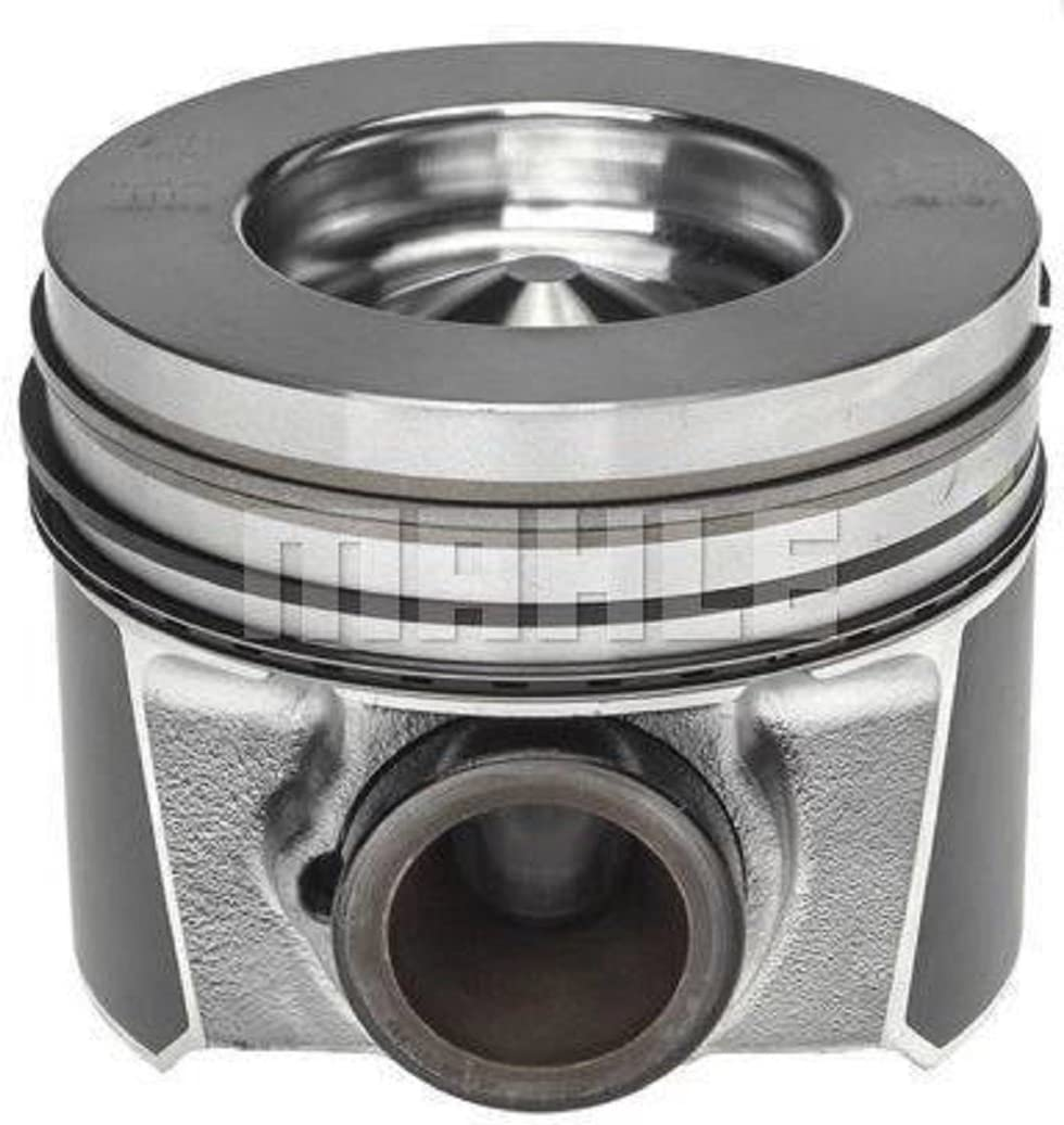 MAHLE Set of 8 Standard Pistons w// rings for Ford 6.4L Diesel engine