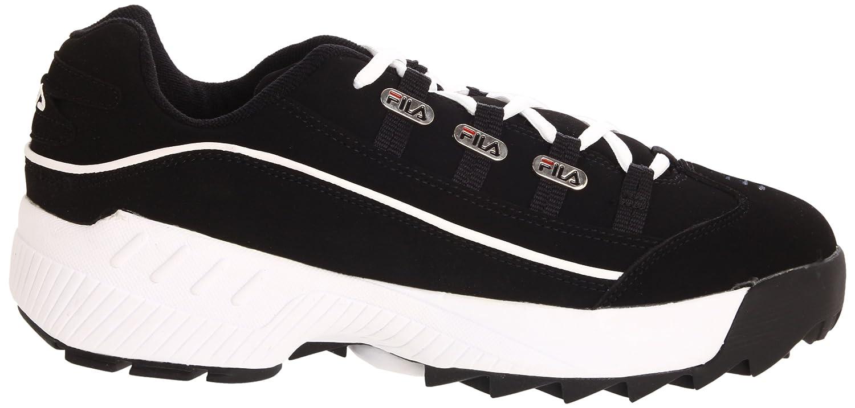 Fila Herren Hometown Extra Leder Trainer Schuhe