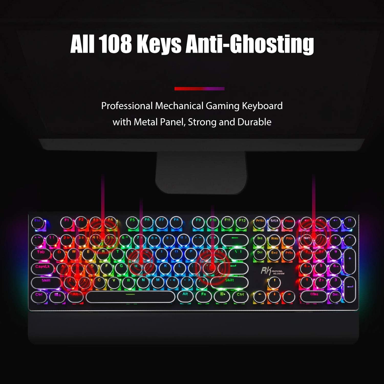 modern gaming keyboard