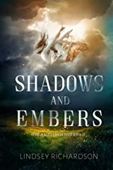 Shadows and Embers (the Magicians  Book 2) Kindle Edition