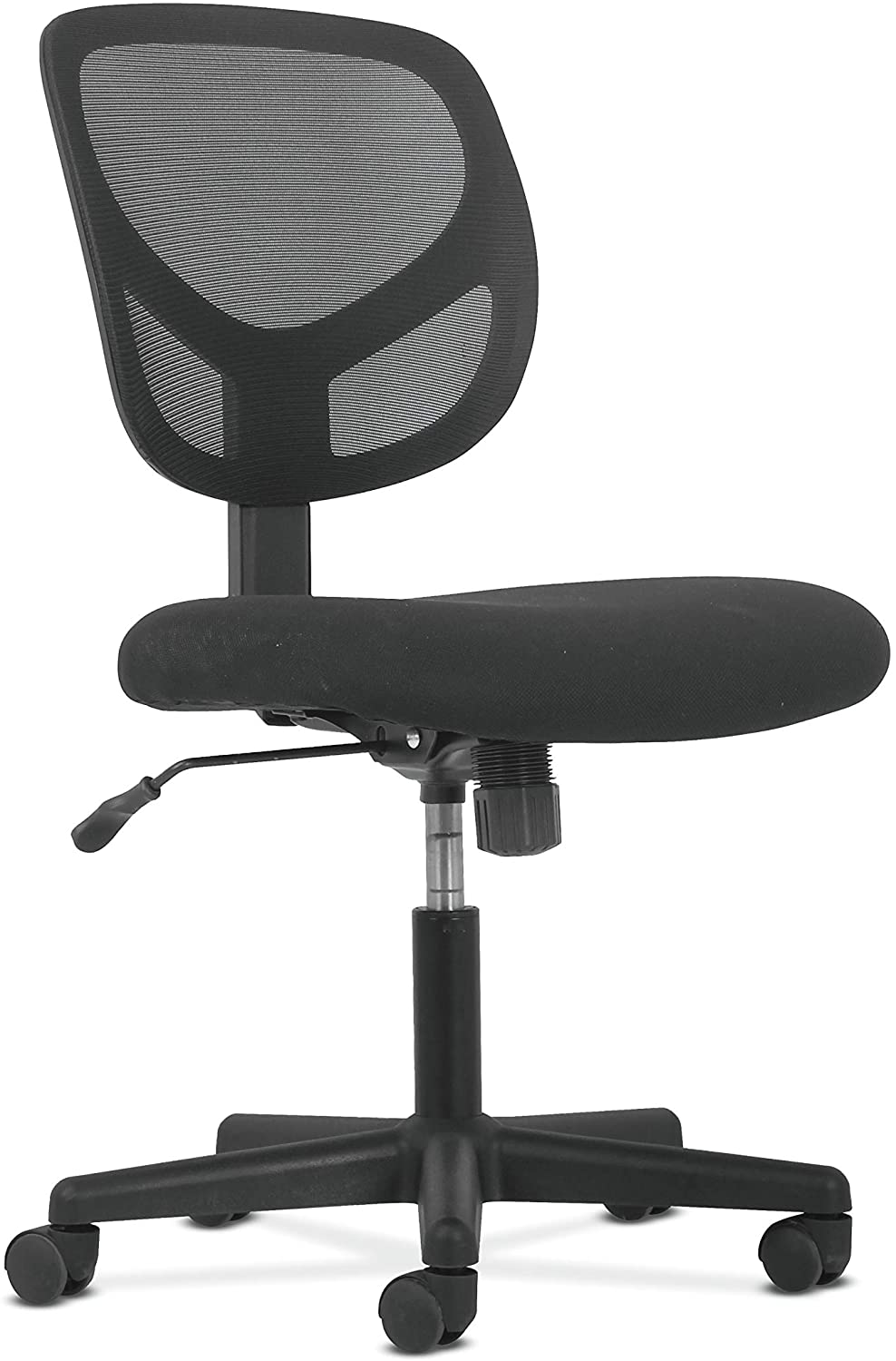 Hon Bsxvst101 Sadie Swivel Mid Back Mesh Task Without Arms Ergonomic Computer Office Chair Hvst101 Black Furniture Decor