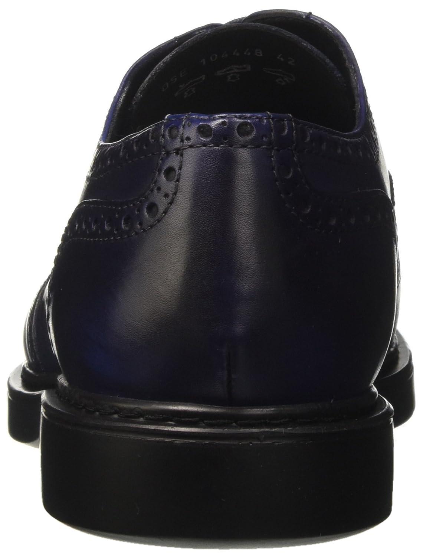 Docksteps Hombre Zapatos Brogue Azul Size  40 EU  Amazon.es  Zapatos y  complementos 714c27a3b94