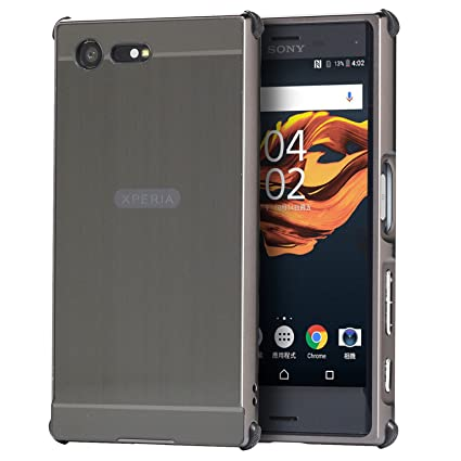 Funda Sony Xperia XZ Premium, LXHGrowH a Prueba de Golpes Aluminio ...