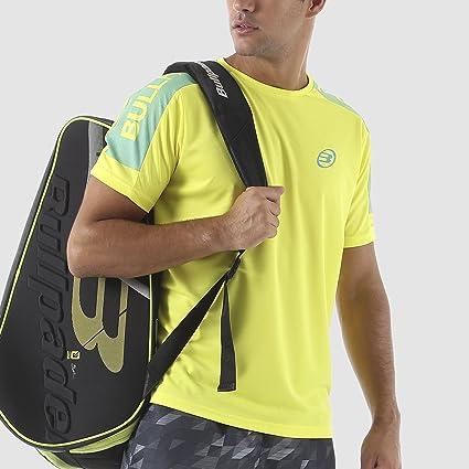 Camiseta padel hombre Anraso (S): Amazon.es: Deportes y aire ...