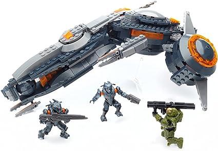 Halo Mega Bloks Phaeton Gunship 455 pcs