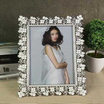 Kaige marco dela foto Foto marco portaretrato decoración casera foto marco boda: Amazon.es: Hogar