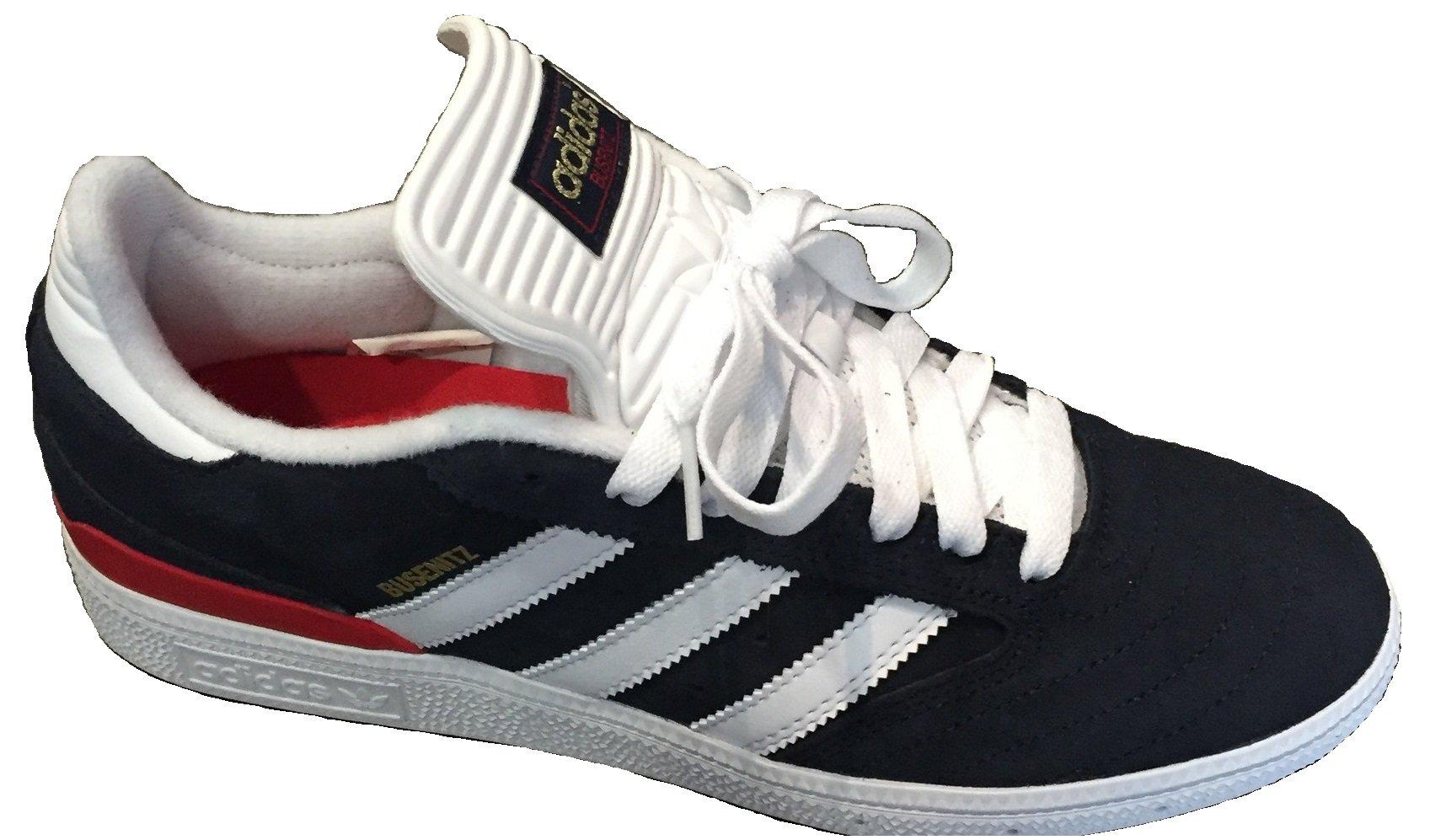 92ee0d5ee15225 Galleon - Adidas Busenitz Pro Shoe - Men s Collegiate Navy White Scarlet  Suede