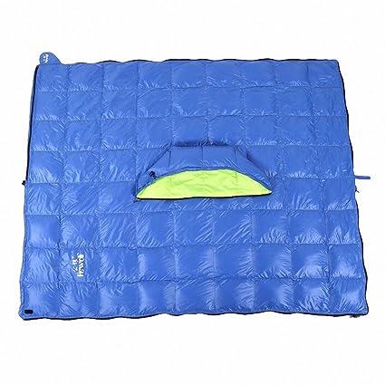 SUHAGN Saco de dormir El Sleeping Bag Bolsa De Dormir Tipo Envolvente Exterior De Adultos Super