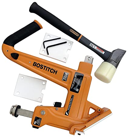 Image Unavailable. Image not available for. Color: BOSTITCH MFN-201 Manual Flooring Cleat Nailer Kit