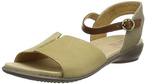 62407673b14a5c Hotter Women s Dazzle Ankle Strap Sandals  Amazon.co.uk  Shoes   Bags
