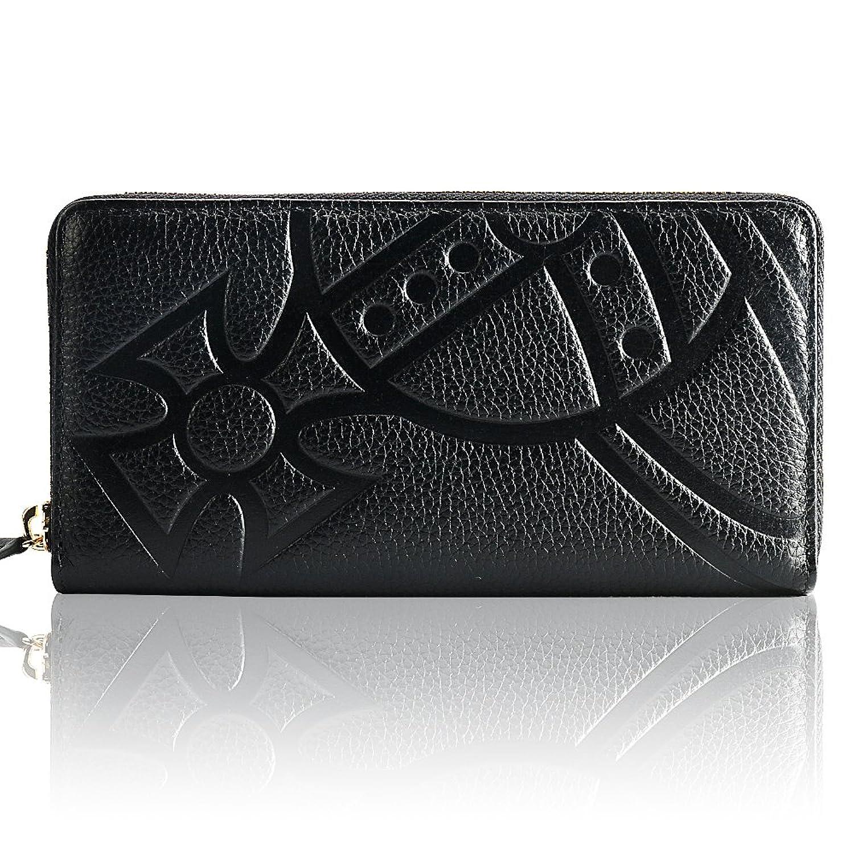 Vivienne Westwood ヴィヴィアンウエストウッド財布 長財布 [並行輸入品] (55311, BLACK) B072L27R99