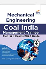 Mechanical Engineering Coal India Management Trainee Tier I & II Exam 2020 Guide Paperback