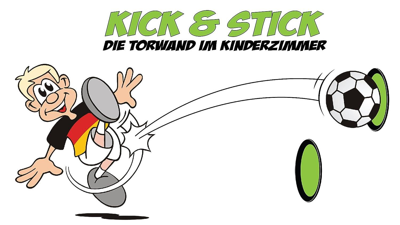 Kick & Stick - die Torwand für das Kinderzimmer | Endlich, die ...