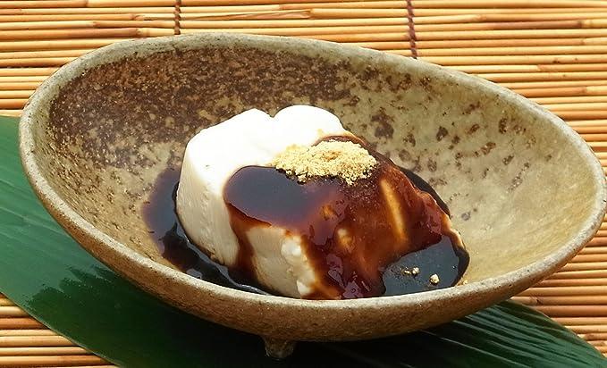 miel tofu negro de la parte superior (queso de soja de s?samo y