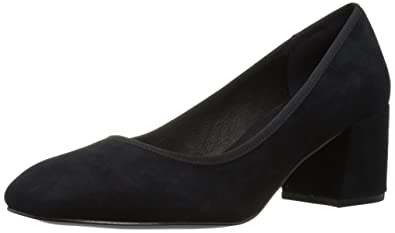 5f909631257 Kenneth Cole New York Women's Eryn Low Heel Square Toe Dress Pump