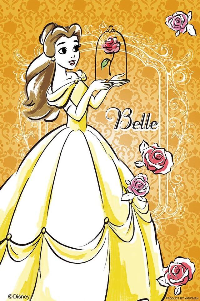 ディズニー 美女と野獣 ベル iPhone(640×960)壁紙 画像57901 スマポ