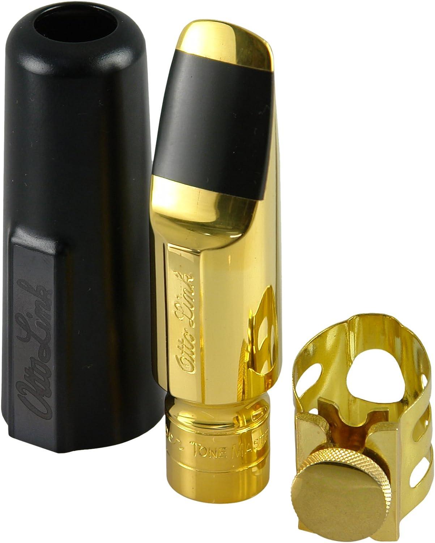 Otto Link OLM-402-5S Super Tone Master Metal Alto Sax Mouthpiece
