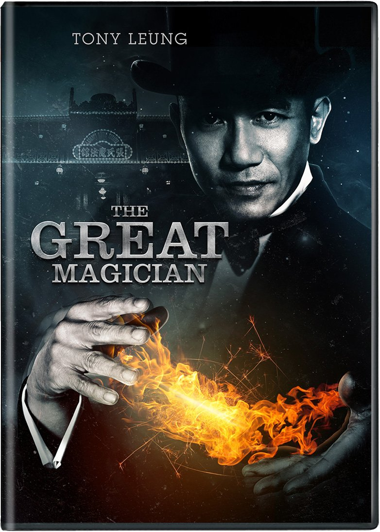 Great Magician. The (2011) N/A WellGo USA Drama Movie