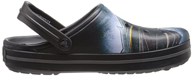 88da16e7e3 crocs Unisex Crocband Batman vs. Superman Navy Clogs and Mules: Buy Online  at Low Prices in India - Amazon.in