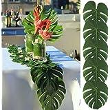 12 Hawaiian Luau Round Raffia Fringe Placemats 15 Oriental Trading Company 341326
