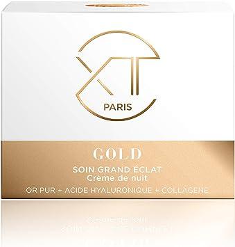 XT PARIS - Colección XT GOLD - Crema de noche luminosidad ...