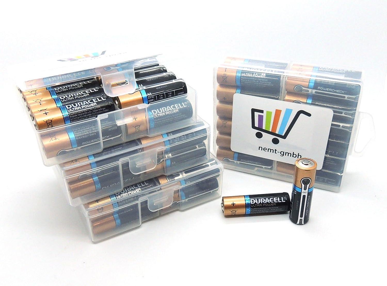 72 Batterien Duracell Ultra Aa Mignon Alkaline Lr6 L91 Elektronik