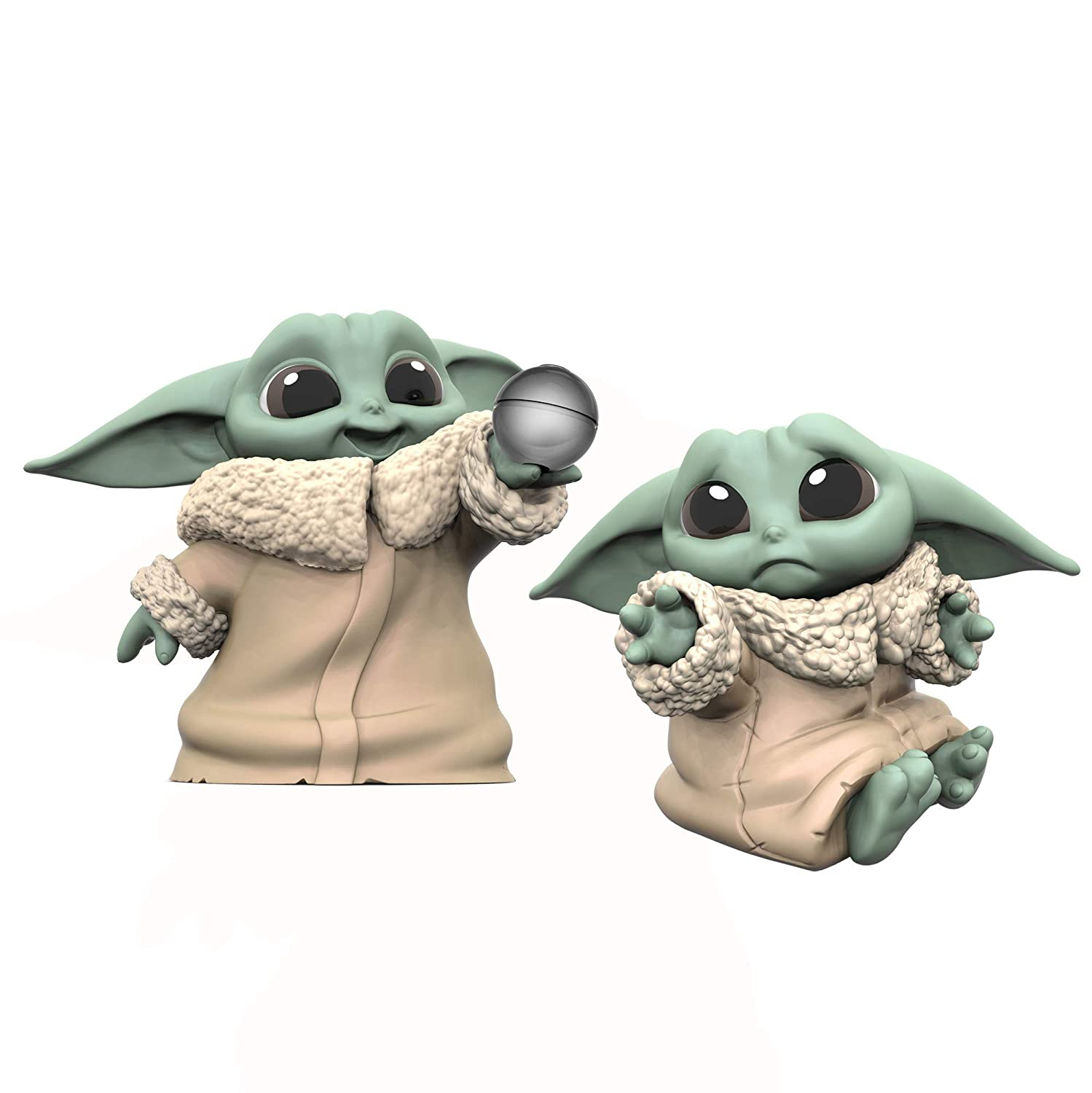 "The Mandalorian ""Baby Yoda"" - Don't Leave, Ball Toy Figure 2-Pack"