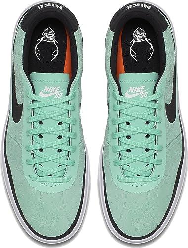 purchase cheap 4dfdb 1f20c Nike PAUL RODRIGUEZ 9 VR,Herren Skateboarding - grün glühendschwarz-weisß,  UK 9.5 EUR 44.5 US 10.5 Amazon.de Schuhe  Handtaschen