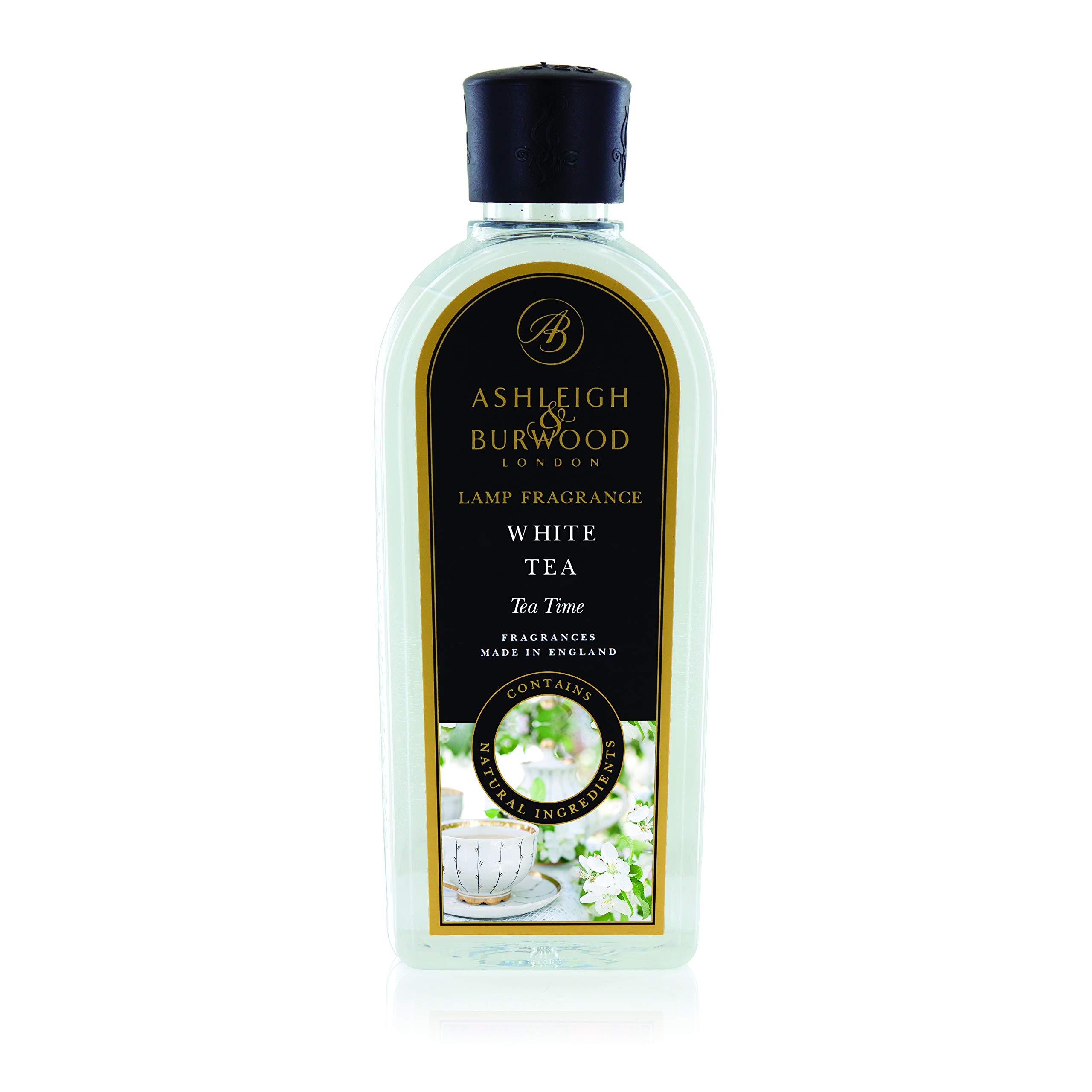 Ashleigh & Burwood Oil Lamp Fragrance 500ml - White Tea