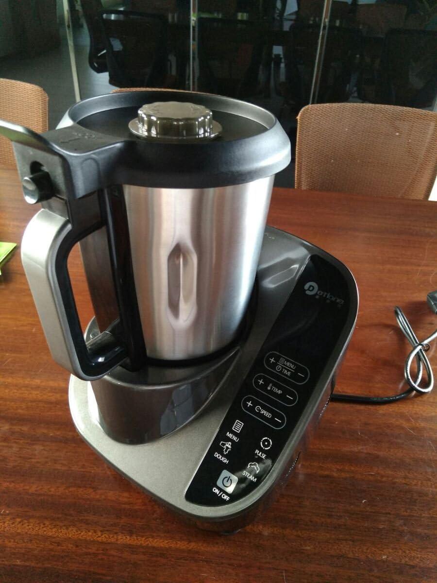 Klarstein Robot de cocina multifunción Olla vapor: Amazon.es: Hogar
