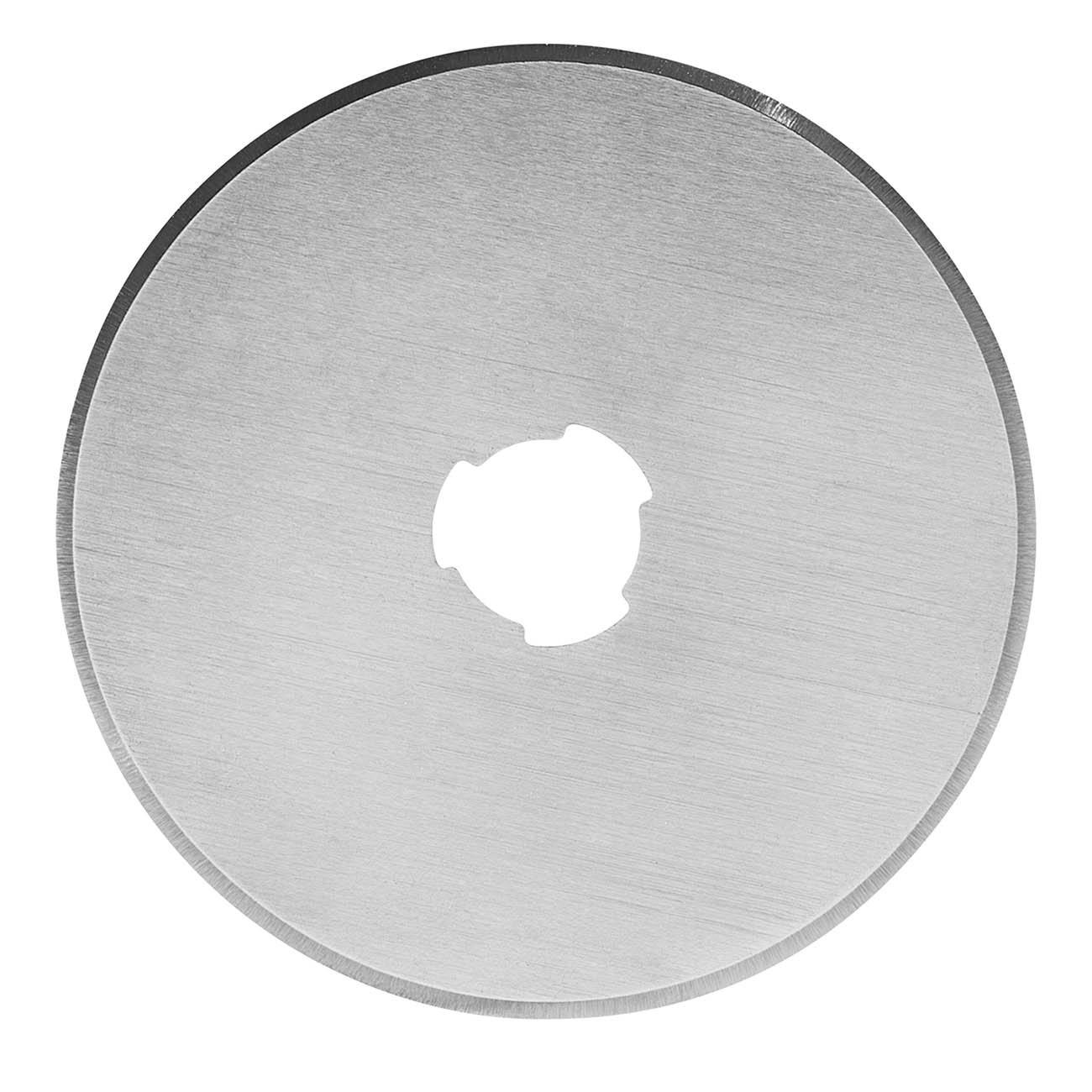 Wedo 0784501 Lama di Ricambio per Taglierino a Rotella 45 mm, Liscia