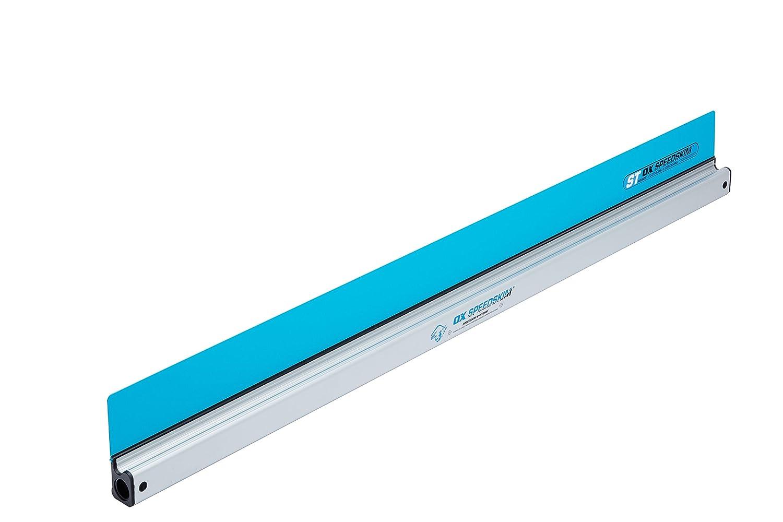 1200 mm Bleu OX Tools P530912 Speedskim Semi Flexible Plastering Rule-St 1200mm