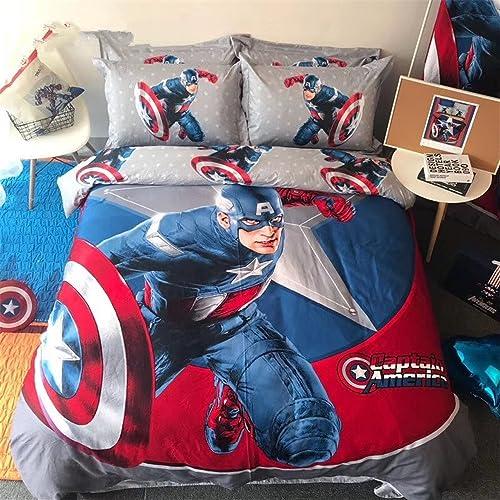 Captain America Bedding Tktb