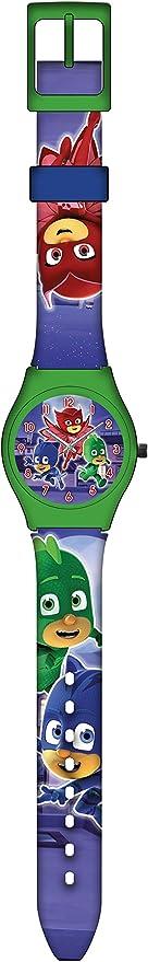 PJ Masks- PJMasks Reloj analógico en Estuche 25x5 Smart Watch ...