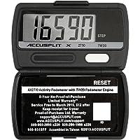 ACCUSPLIT ax2710acelerómetro pedometer-steps solo