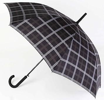 d56922a8e75 Paraguas Largo Hombre Estampado. Apertura automática. Paraguas Vogue   Amazon.es  Equipaje