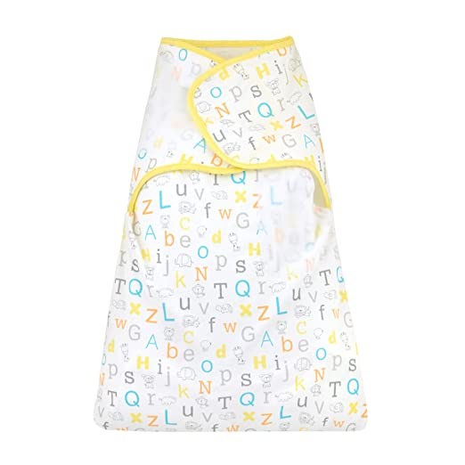 Gerber Simply Secure Swaddle, Small, Yellow
