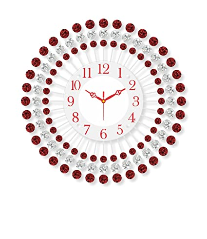 Buy Urban Vibe IronCrystal Wall Clock Online at Low Prices in India