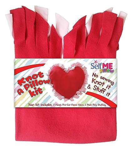 Amazon Com Dadm Heart Pillow Craft Kit Diy Crafts Kits For Kids