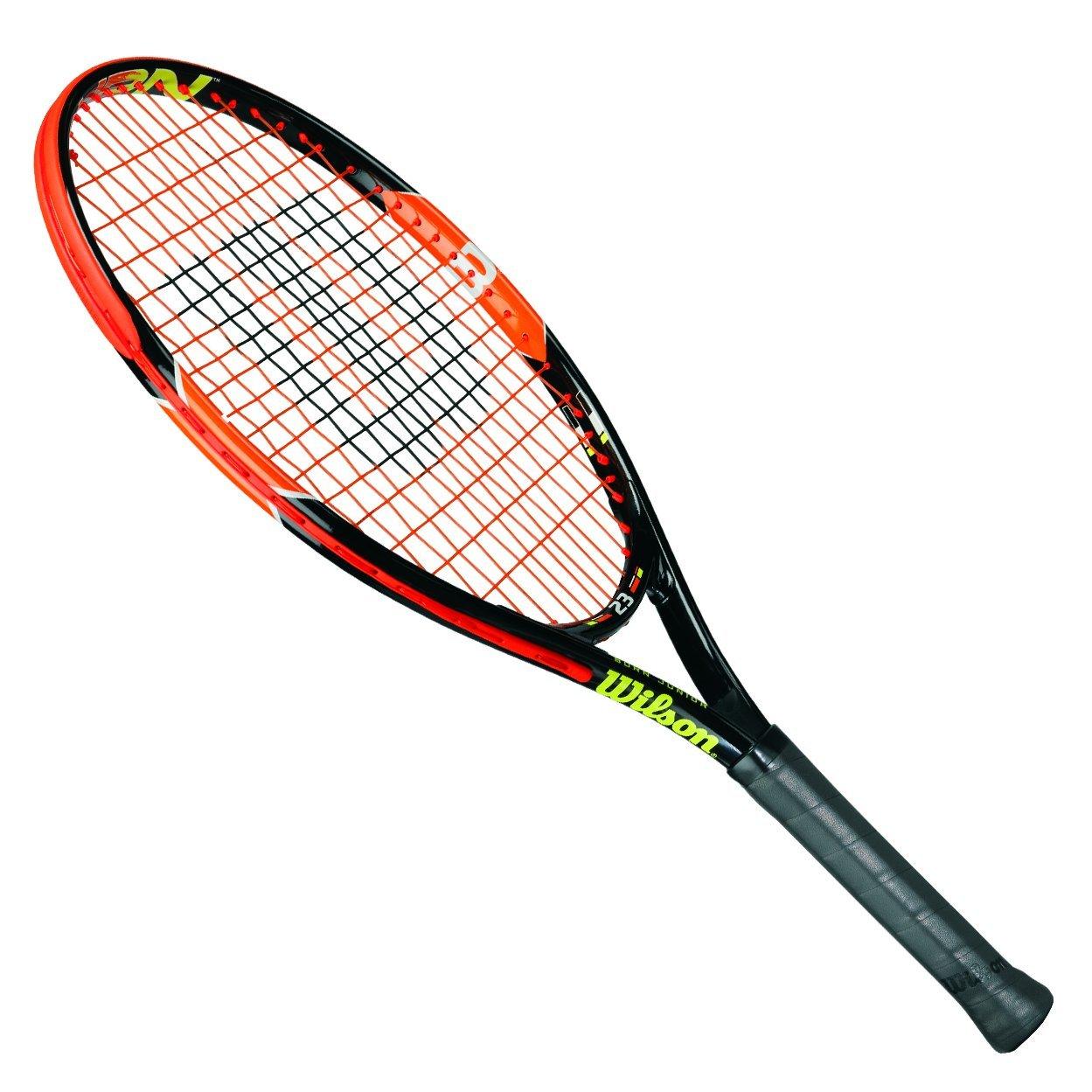 Wilson Junior Burn 23 Tennis Racquet by Wilson (Image #4)