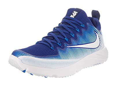 the best attitude ca2f4 5d0df Nike Men s Vapor Speed Turf LAX Training Shoes 8 Blue