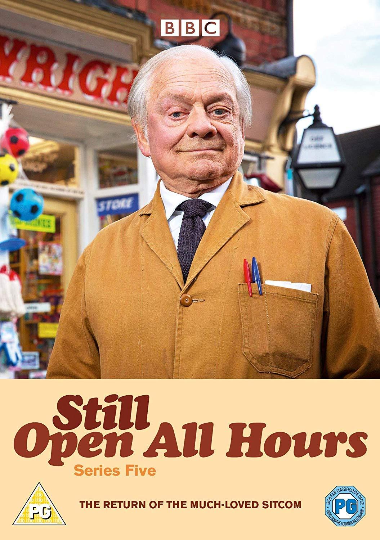 Still Up All Night series 5 [UK import, region 2 PAL format]