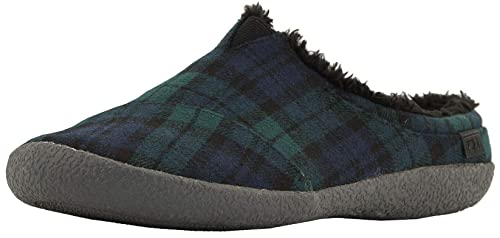 202f15275933 TOMS Berkeley Spruce Plaid Felt Mens Slippers Shoes  Amazon.co.uk ...