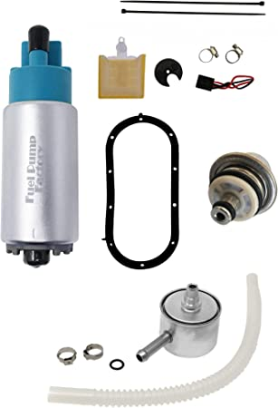king fuel filter amazon com fuel pump w seal  regulator and fuel filter for harley thermo king fuel filter amazon com fuel pump w seal  regulator